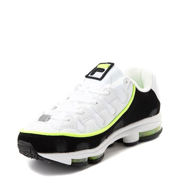 alternate view Mens Fila Silva Trainer Athletic ShoeALT3