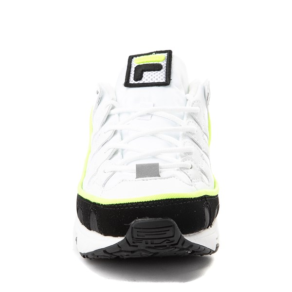 alternate view Mens Fila Silva Trainer Athletic ShoeALT4