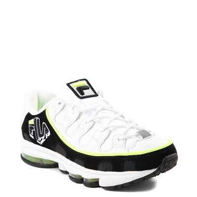 Alternate view of Mens Fila Silva Trainer Athletic Shoe