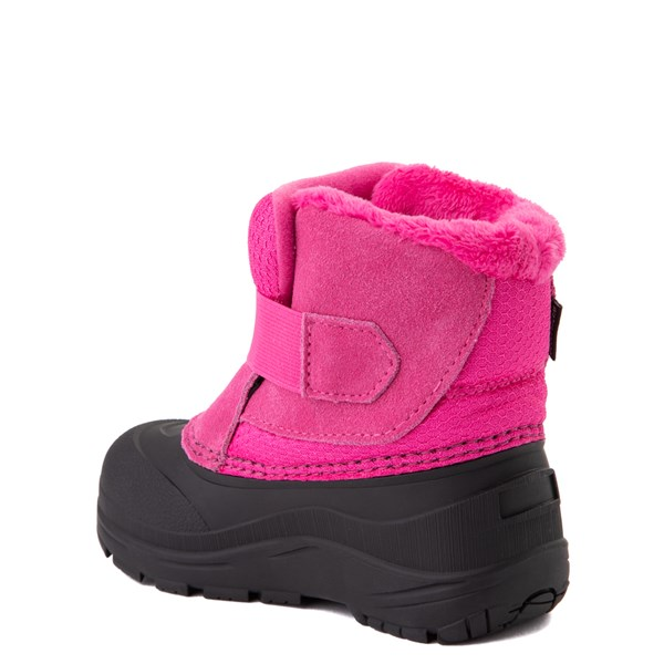 alternate view The North Face Alpenglow II Boot - Toddler - Mr. Pink / BlackALT2