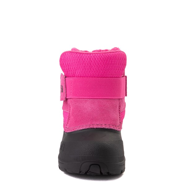 alternate view The North Face Alpenglow II Boot - Toddler - Mr. Pink / BlackALT4