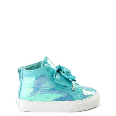 Main view of JoJo Siwa™ Sequin Bow Hi Sneaker - Toddler