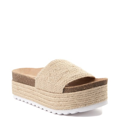 Alternate view of Womens Dirty Laundry Palm Desert Platform Slide Sandal