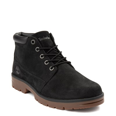 Alternate view of Mens Timberland Nelson Chukka Boot - Black