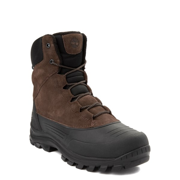 Alternate view of Mens Timberland Snowblades Boot - Dark Brown