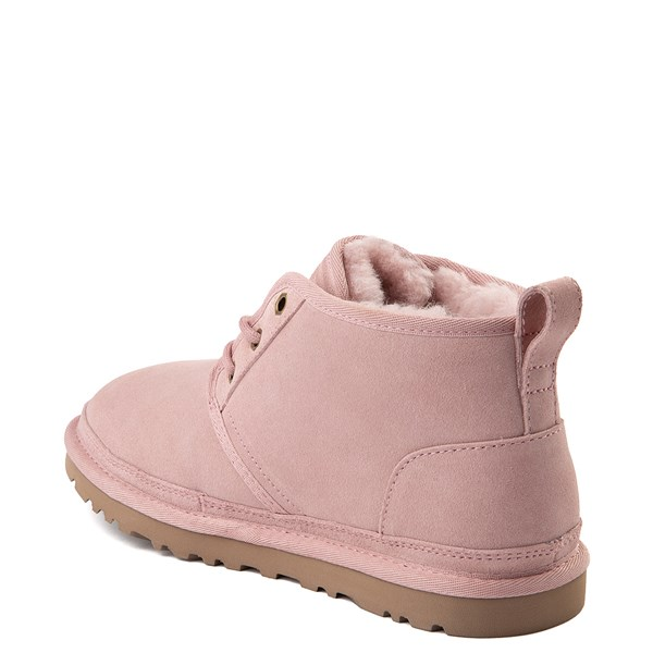 alternate view Womens UGG® Neumel Short Boot - Pink CrystalALT2