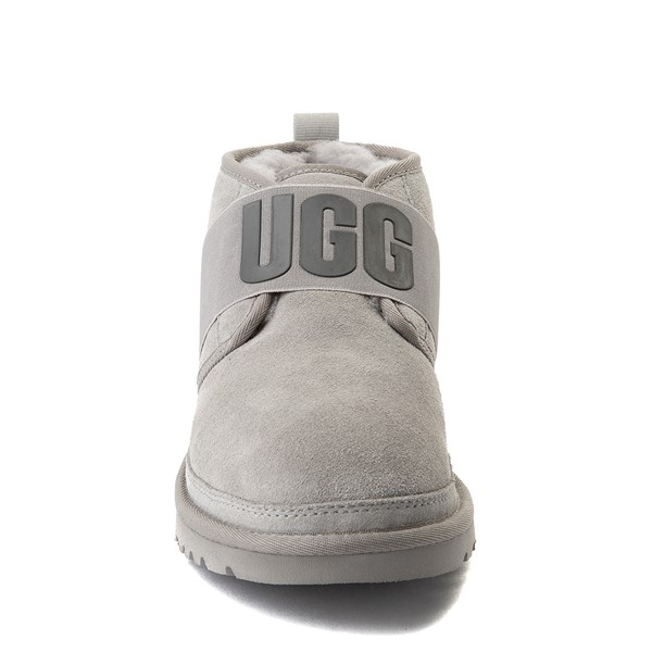 alternate view Womens UGG® Neumel II Slip On Boot - SealALT4
