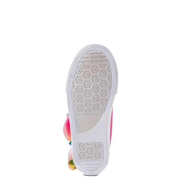 alternate view JoJo Siwa™ Glitter Bow Hi Sneaker - Little Kid / Big KidALT5
