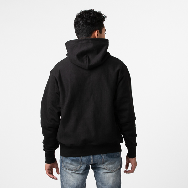alternate view Mens Champion Reverse Weave HoodieALT1B