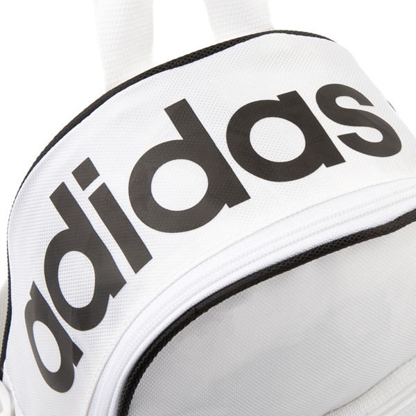 alternate view adidas Santiago Mini Backpack - WhiteALT3B