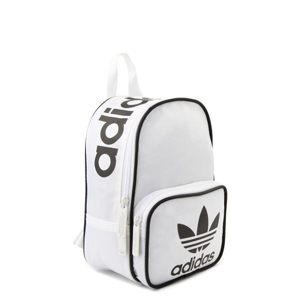 alternate view adidas Santiago Mini Backpack - WhiteALT4B