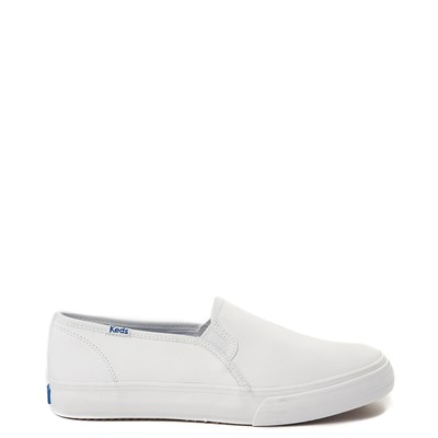 Main view of Womens Keds Double Decker Slip On Leather Casual Shoe