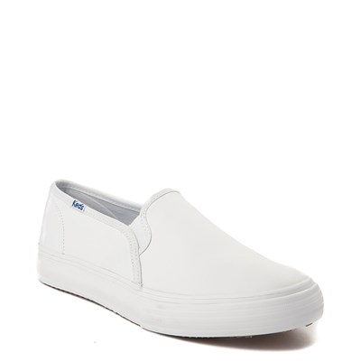Alternate view of Womens Keds Double Decker Slip On Leather Casual Shoe