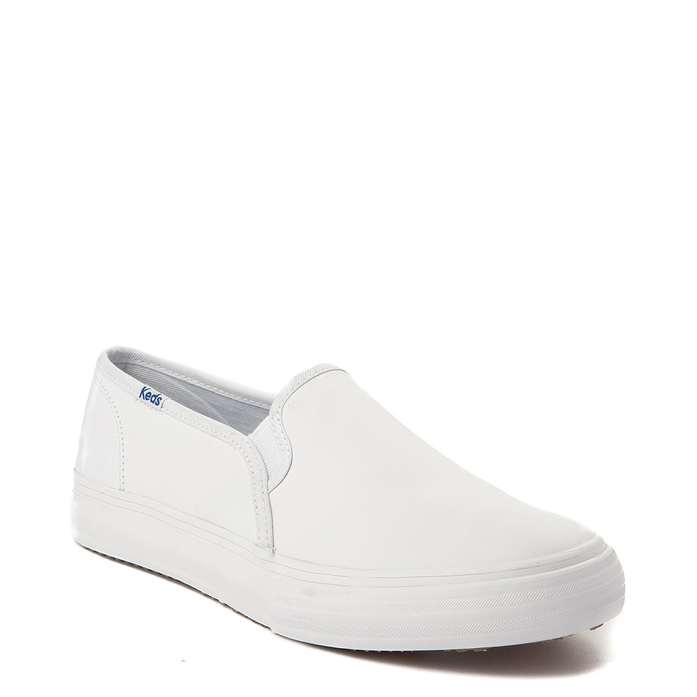 2bde3413b189 Womens Keds Double Decker Slip On Leather Casual Shoe. Previous. alternate  image ALT5. alternate image default view. alternate image ALT1