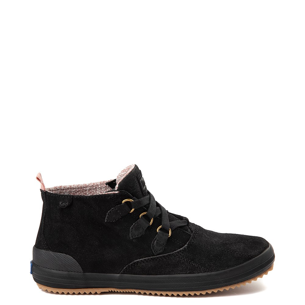 Womens Keds Scout Leather Chukka Boot
