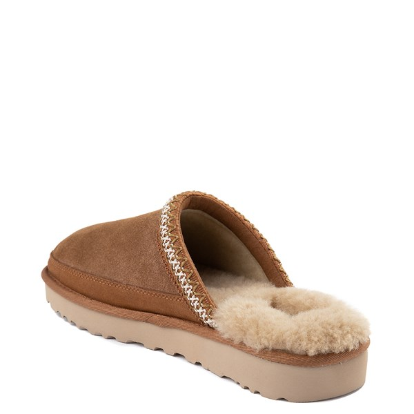 alternate view Mens UGG® Tasman Slipper - ChestnutALT2