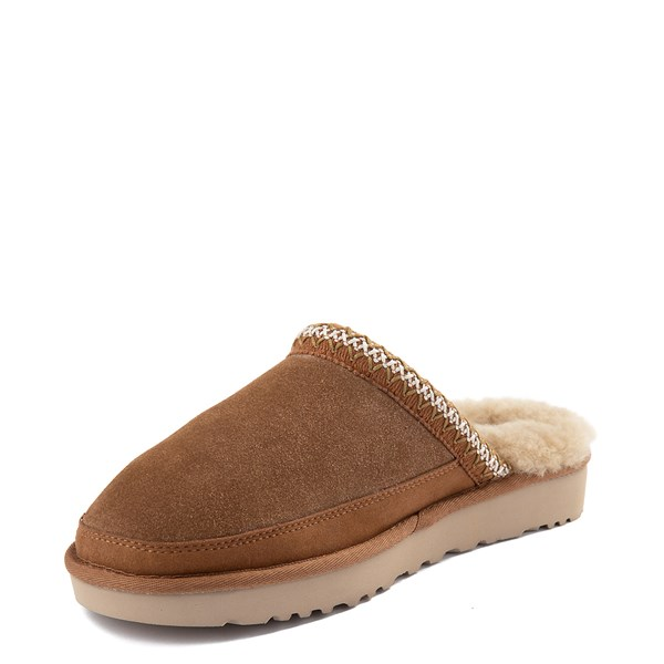 alternate view Mens UGG® Tasman Slipper - ChestnutALT3
