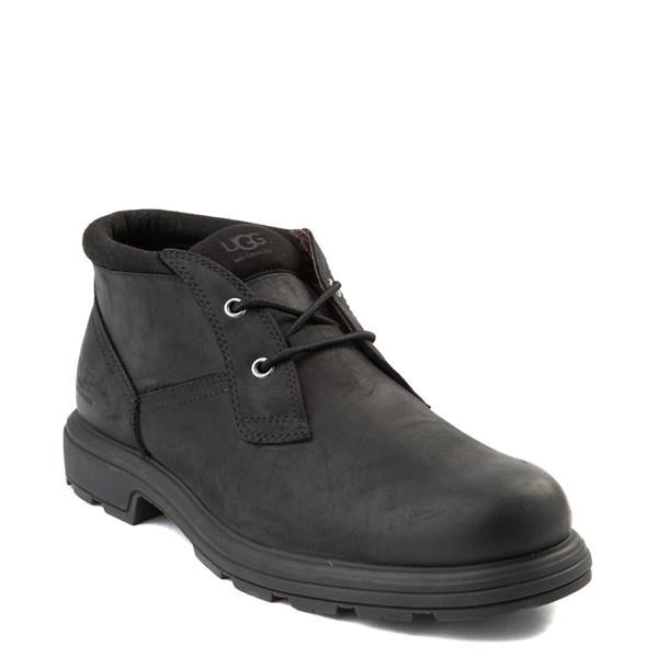 alternate view Mens UGG® Biltmore Chukka Boot - BlackALT1
