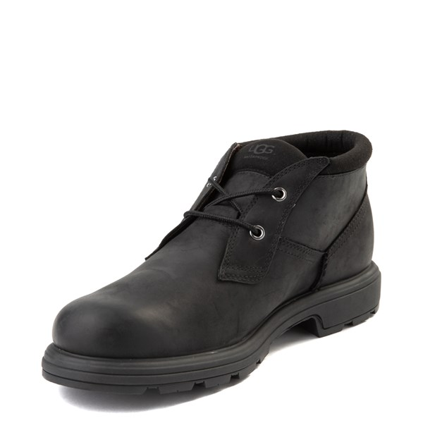 alternate view Mens UGG® Biltmore Chukka Boot - BlackALT3
