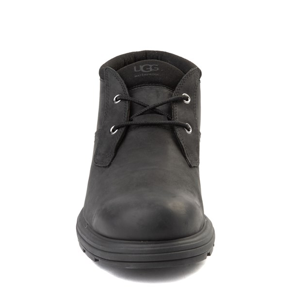 alternate view Mens UGG® Biltmore Chukka Boot - BlackALT4