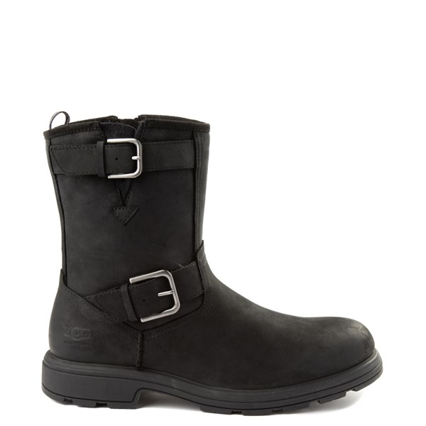 Mens UGG® Biltmore Moto Boot - Black