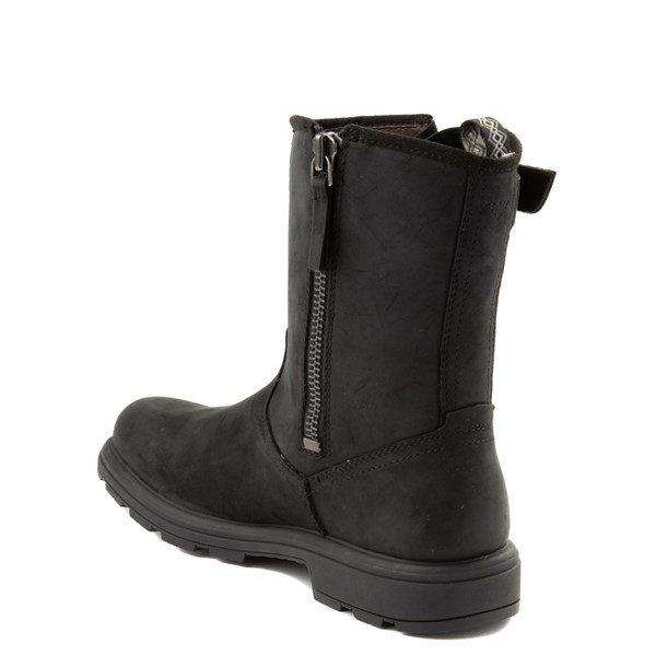 alternate view Mens UGG® Biltmore Moto Boot - BlackALT2