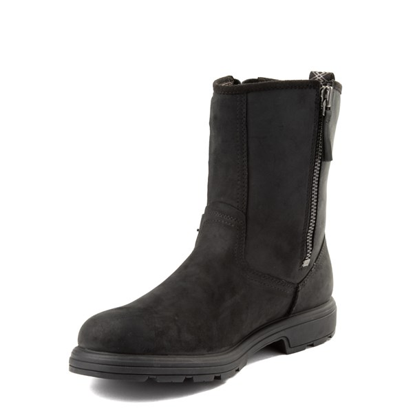 alternate view Mens UGG® Biltmore Moto Boot - BlackALT3