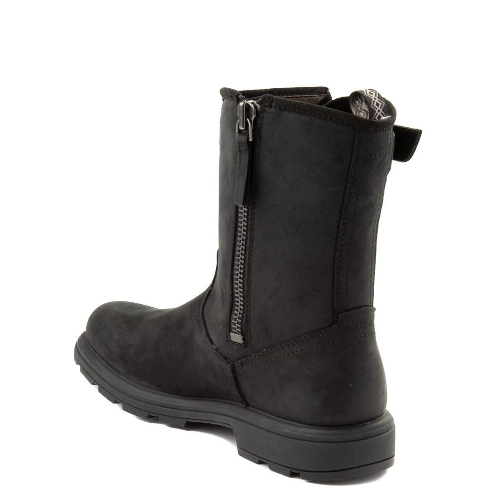 Mens UGG® Biltmore Moto Boot - Black
