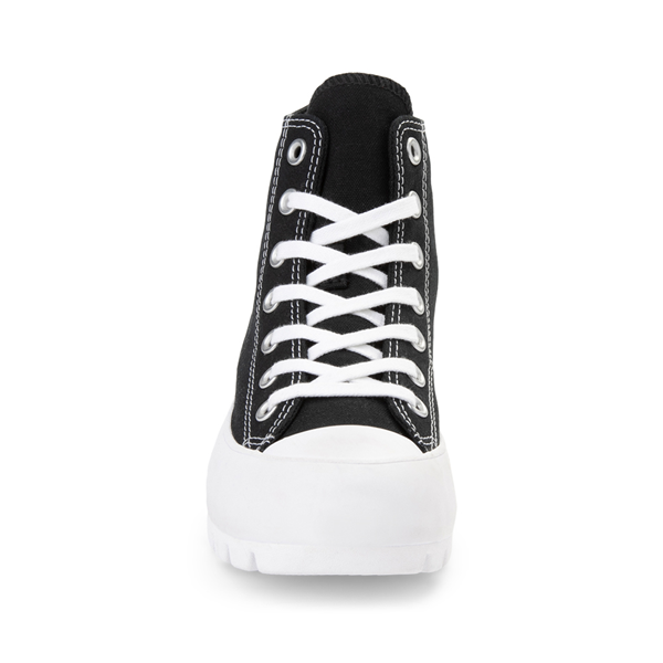 alternate view Womens Converse Chuck Taylor All Star Hi Lugged Sneaker - BlackALT4