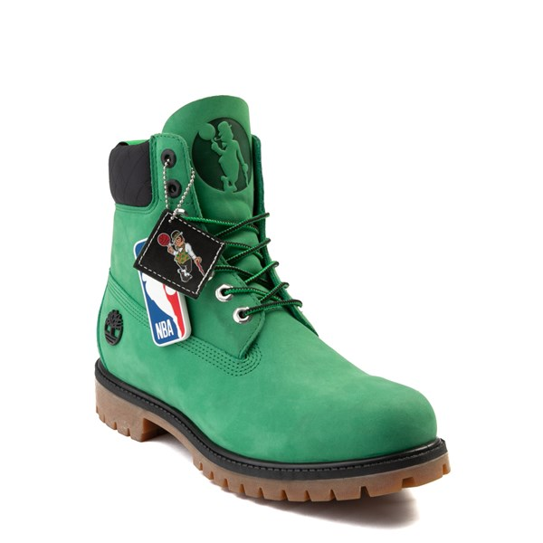 "Alternate view of Mens Timberland x NBA Boston Celtics 6"" Boot - Green"