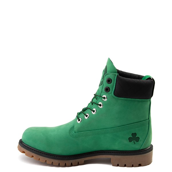 "alternate view Mens Timberland x NBA Boston Celtics 6"" Boot - GreenALT1B"