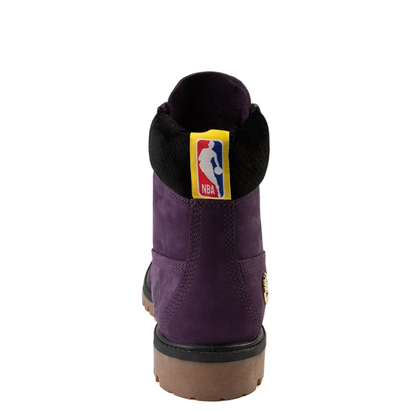 """alternate view Mens Timberland x NBA Los Angeles Lakers 6"""" BootALT6"""