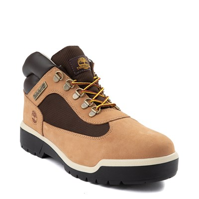 Alternate view of Mens Timberland Field Boot - Wheat