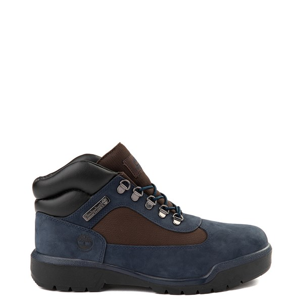 Mens Timberland Field Boot - Navy