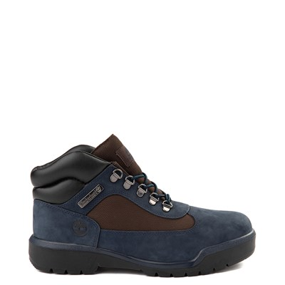 Main view of Mens Timberland Field Boot - Navy