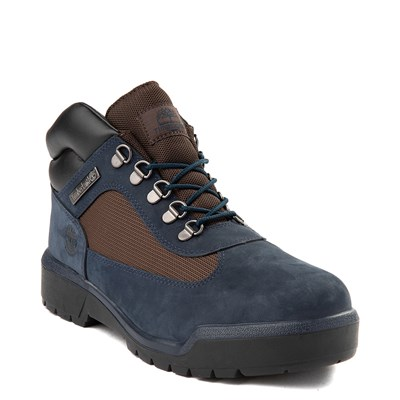 Alternate view of Mens Timberland Field Boot - Navy