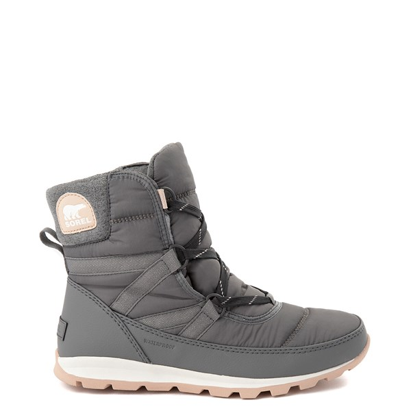 Womens Sorel Whitney Short Boot - Quarry