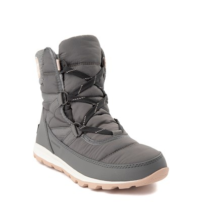 Alternate view of Womens Sorel Whitney Short Boot - Quarry