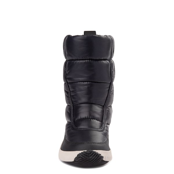 alternate view Womens Sorel Out N About™ Puffy Boot - BlackALT4