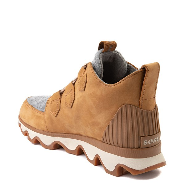 alternate view Womens Sorel Kinetic™ Caribou Boot - Camel BrownALT2