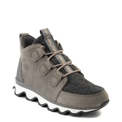 Alternate view of Womens Sorel Kinetic™ Caribou Boot - Quarry