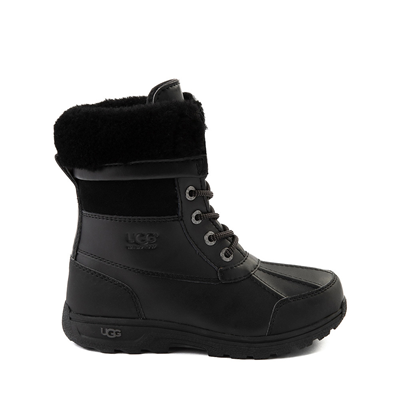 Main view of UGG® Butte II Boot - Little Kid / Big Kid - Black