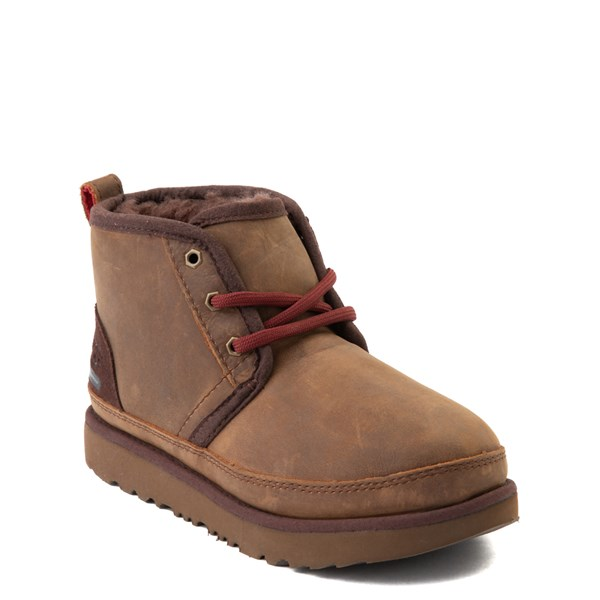 alternate view UGG® Neumel II Boot - Little Kid / Big Kid - GrizzlyALT1