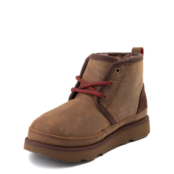 alternate view UGG® Neumel II Boot - Little Kid / Big Kid - GrizzlyALT3