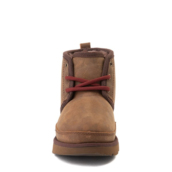 alternate view UGG® Neumel II Boot - Little Kid / Big Kid - GrizzlyALT4