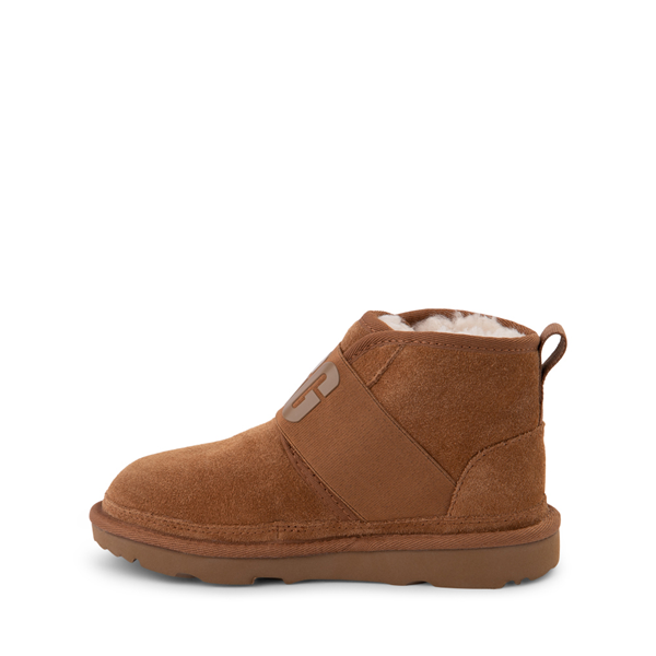 alternate view UGG® Neumel Slip On Boot - Little Kid / Big Kid - ChestnutALT1