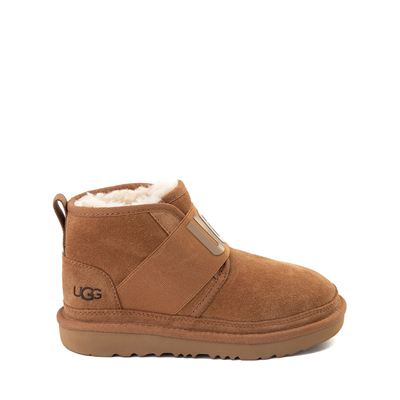 Main view of UGG® Neumel Slip On Boot - Little Kid / Big Kid - Chestnut