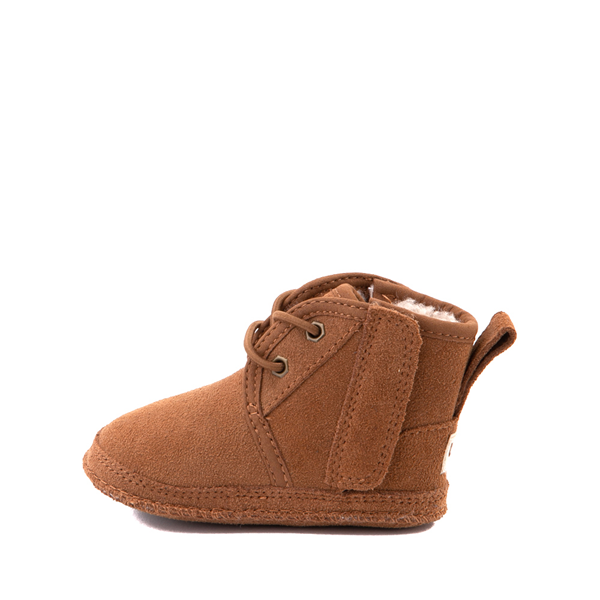 alternate view UGG® Neumel Boot - Baby / Toddler - ChestnutALT1