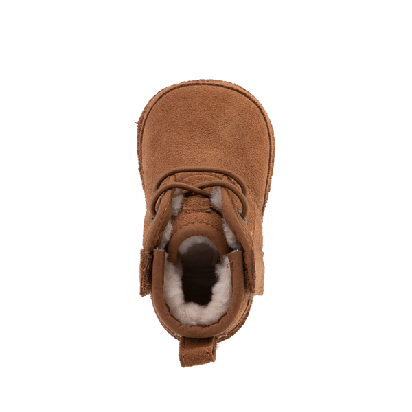 alternate view UGG® Neumel Boot - Baby / Toddler - ChestnutALT2