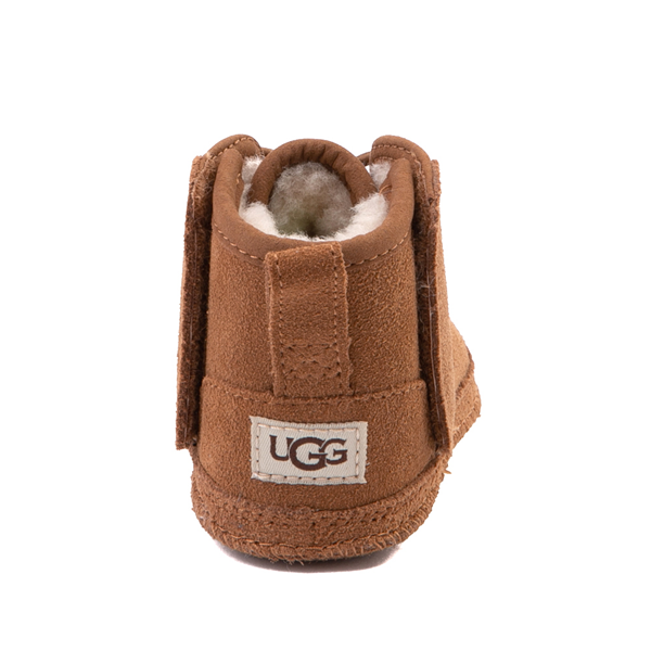 alternate view UGG® Neumel Boot - Baby / Toddler - ChestnutALT4